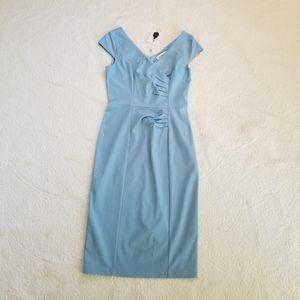 Muxxn Sleeveless Midi Dress